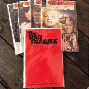 The Red Diaries - Complete Set
